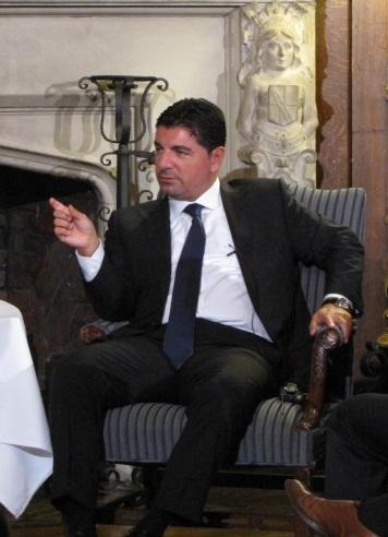 Bahaa Hariri Bahaa Hariri Founder and Chairman of The Horizon Group