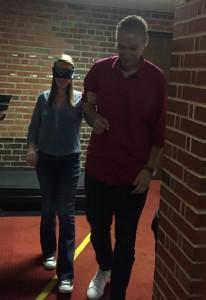 Haugh - Blog #2, blind walking exercize